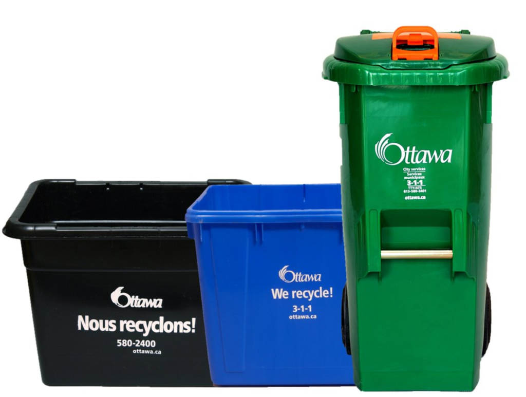 Ottawa Recycling Boxes